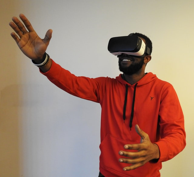 physical interactions in virtual reality